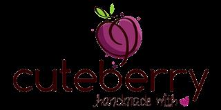 Poza logo CUTEBERRY - cb [1]