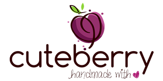 Poza logo CUTEBERRY - cb